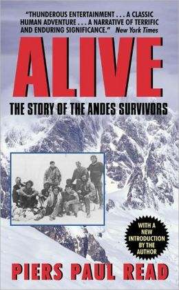 survival and cooperation in alive by piers paul read Free essay: alive book report the book alive, by piers paul read identified  many possible themes,  these two themes are survival and cooperation.