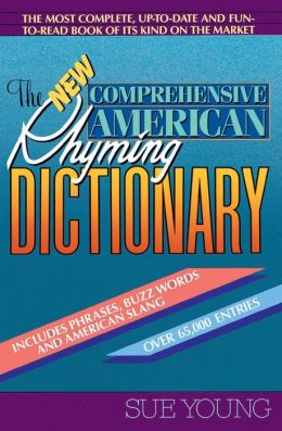 New Comprehensive American Rhyming Dictionary