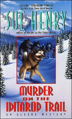 Murder on the Iditarod Trail (Jessie Arnold Series #1)