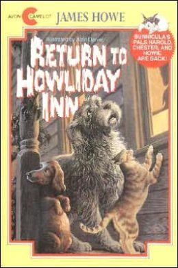 Return to Howliday Inn (Bunnicula Series)