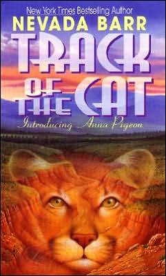 Track of the Cat (Anna Pigeon Series #1)