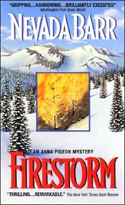 Firestorm (Anna Pigeon Series #4)