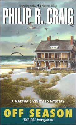 Off Season (Martha's Vineyard Mystery Series #5)