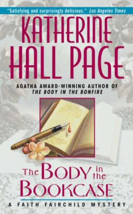 The Body in the Bookcase (Faith Fairchild Series #9)