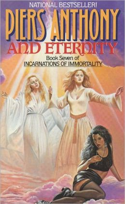 And Eternity (Incarnations of Immortality #7)