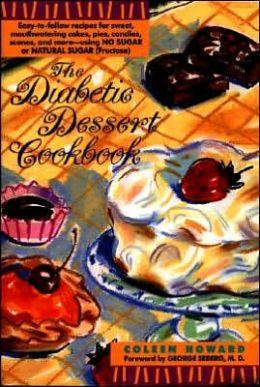 Diabetic Dessert Cookbk
