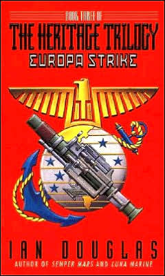 Europa Strike (Heritage Trilogy Series #3)