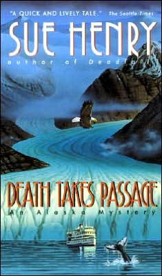 Death Takes Passage (Jessie Arnold Series #4)