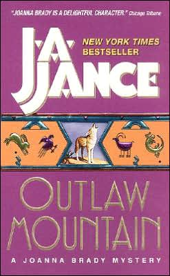 Outlaw Mountain (Joanna Brady Series #7)