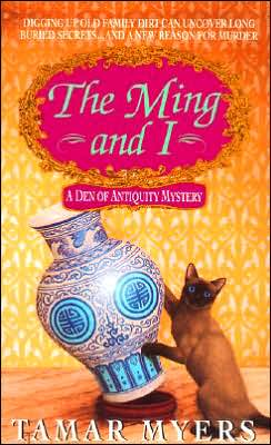 The Ming and I (Den of Antiquity Series #3)