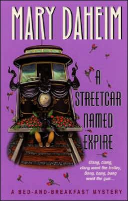 A Streetcar Named Expire (Bed-and-Breakfast Series #16)