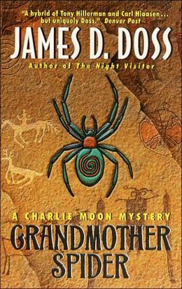 Grandmother Spider (Charlie Moon Series #6)