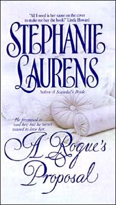 A Rogue's Proposal (Cynster Series)