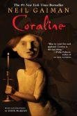 Book Cover Image. Title: Coraline, Author: Neil Gaiman
