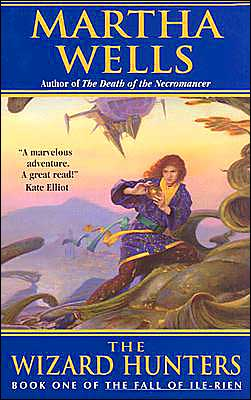 Wizard Hunters (Fall of Ile-Rien Series)
