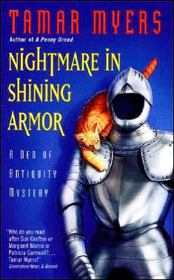 Nightmare in Shining Armor (Den of Antiquity Series #8)