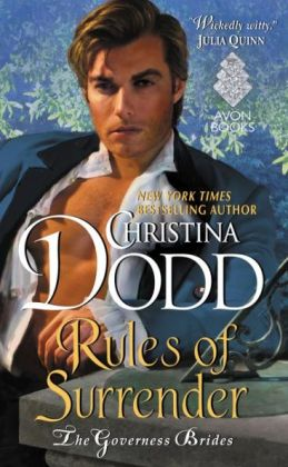 Rules of Surrender (Governess Brides Series #1)