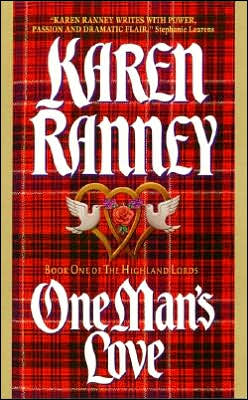 One Man's Love (Highland Lords Series #1)