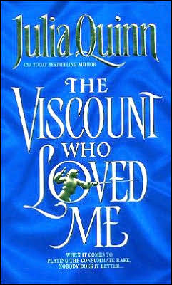 The Viscount Who Loved Me (Bridgerton Series #2)