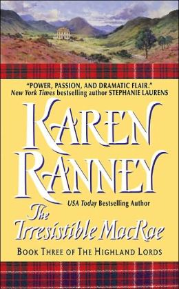 The Irresistible MacRae (Highland Lords Series #3)
