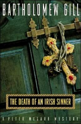 Death of an Irish Sinner: A Peter McGarr Mystery