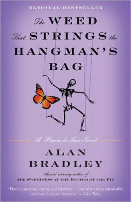 The Weed That Strings the Hangman's Bag (Flavia de Luce Series #2)