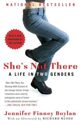 She's Not There- Jennifer Finney Boylan