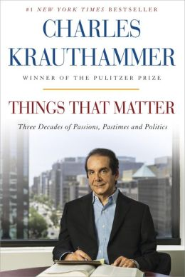 *NEW!* Things That Matter: Three Decades of Passions, Pastimes and Politics (PDF,EPUB)