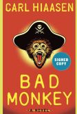 Book Cover Image. Title: Bad Monkey (Signed Edition), Author: Carl Hiaasen