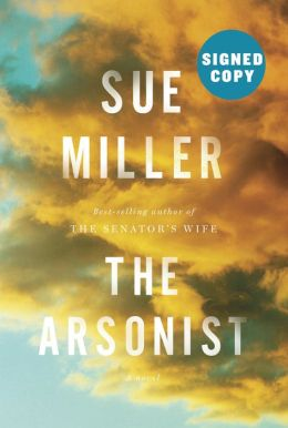 The Arsonist (Signed Book)