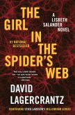 Book Cover Image. Title: The Girl in the Spider's Web (Millennium Series #4), Author: David Lagercrantz