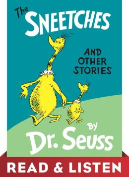 The Sneetches and Other Stories: Read & Listen Edition