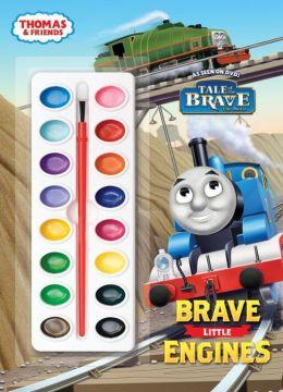 Brave Little Engines (Thomas & Friends)