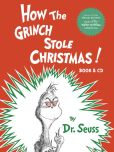 Book Cover Image. Title: How the Grinch Stole Christmas!:  Book & CD (B&N Exclusive Edition), Author: Dr. Seuss