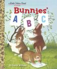 Book Cover Image. Title: Bunnies' ABC, Author: Golden Books