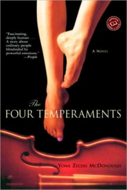 The Four Temperaments: A Novel