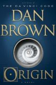 Book Cover Image. Title: Origin, Author: Dan Brown
