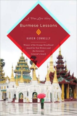 Burmese Lessons: A true love story