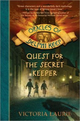 Quest for the Secret Keeper I(Oracles of Delphi Keep Series #3)