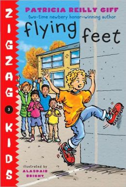 Flying Feet (Zigzag Kids Series #3)