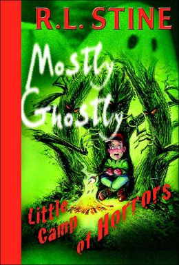 Little Camp of Horrors (Mostly Ghostly Series #4)
