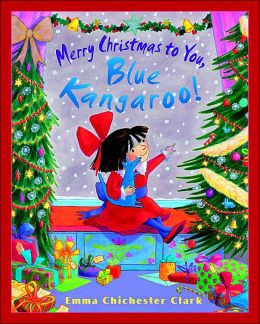 Merry Christmas to You, Blue Kangaroo!