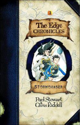 Stormchaser (The Edge Chronicles Series #2)