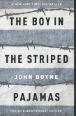 Book Cover Image. Title: The Boy in the Striped Pajamas, Author: John Boyne