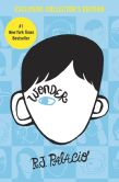 Book Cover Image. Title: Wonder (B&N Exclusive Edition), Author: R. J. Palacio