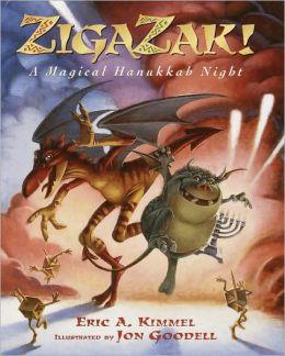 Zigazak!: A Magical Hanukkah Night