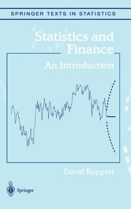 Statistics and Finance: An Introduction