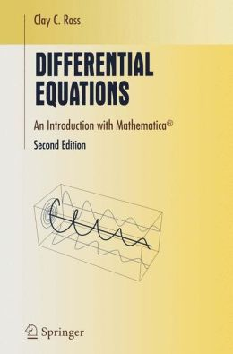 Differential Equations: An Introduction with Mathematica