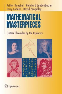 Mathematical Masterpieces: Further Chronicles by the Explorers