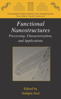 Functional Nanostructures: Processing, Characterization, and Applications